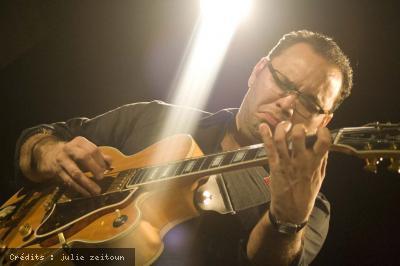 Biréli Lagrène (JVC Jazz Festival) en concert