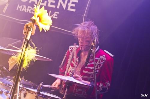 Bonaparte en concert
