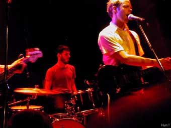 Quaisoir + Bonnie Prince Billy  en concert