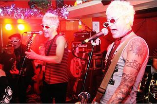 Supersuckers + The Briefs en concert