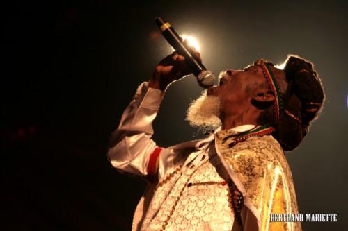 Garance Reggae Festival : Big Youth + Turbulence + Luciano + Bunny Wailer + Brigadier Jerry + Charlie Chaplin + Jahlivemusik & Culture Dan +Josey Wales en concert