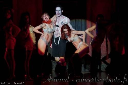 Cabaret en concert