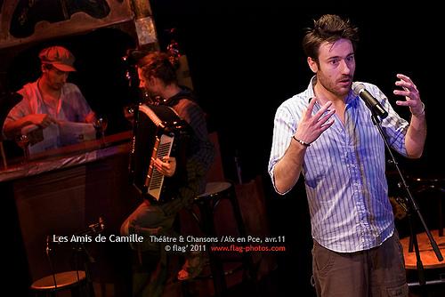 Les Amis de Camille en concert