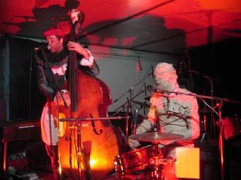 Capitaine Carnasse et sa momie + David Lafore Cinq Tetes en concert