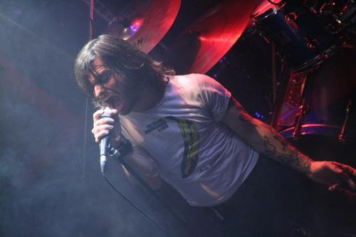 Keith Caputo en concert