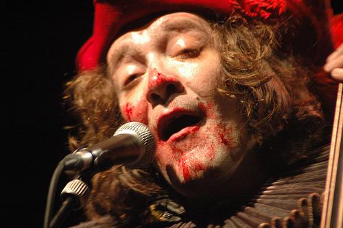 Les Wriggles + Cap'tain Carnasse en concert