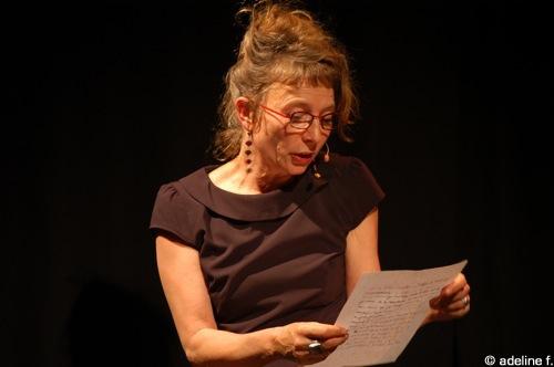 Catherine Jauniaux en concert