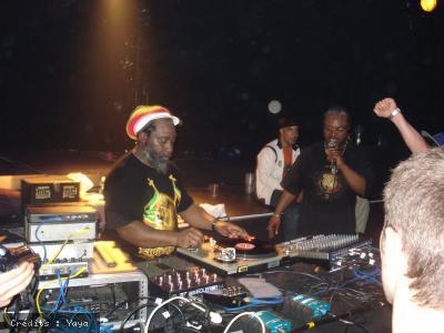 Dub Station vol. 4 : Channel One sound system en concert