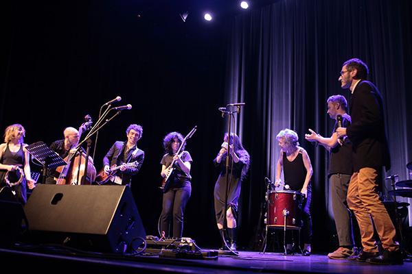 Chansons Primeurs, Féloche, Amélie Les Crayons, Imbert Imbert, Laura Cahen, Ignatus, ARM, Armelle Pioline, Buridane, Arthur Ely en concert