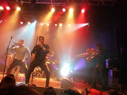 La Charanga Habanera en concert