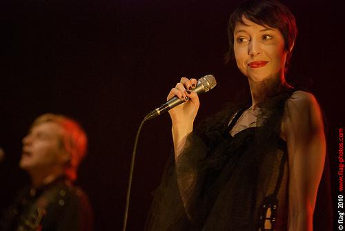 Jeanne Cherhal en concert