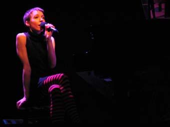 Jeanne Cherhal - Musard (Avec le Temps) en concert