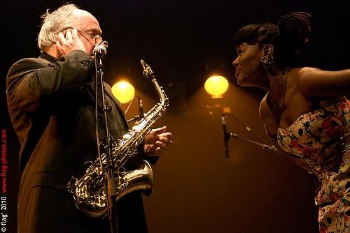 China Moses & Raphaël Lemonnier en concert