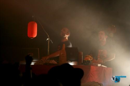 Chinese Man en concert