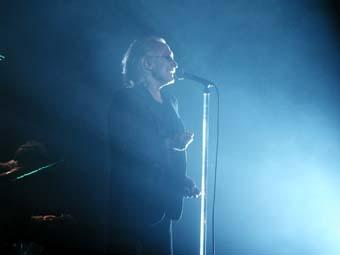 Christophe (Festival Avec Le Temps) en concert