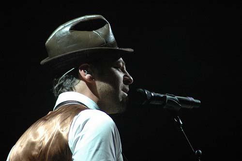 Christophe Maé en concert