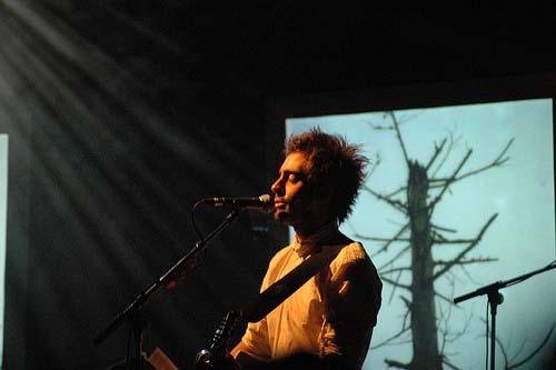 Cocoon + Little en concert
