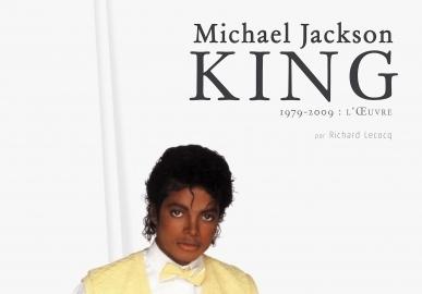 Interview de Richard Lecocq, l'auteur du livre Michael Jackson King, 1979-2009, L'oeuvre