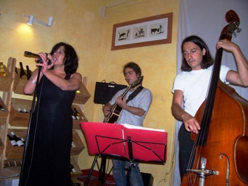 Karine Bonnafous Trio en concert