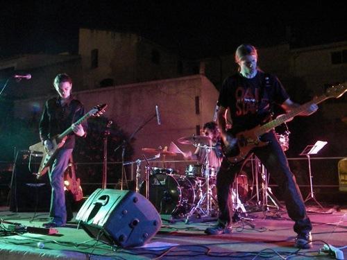 The Roadrunners en concert