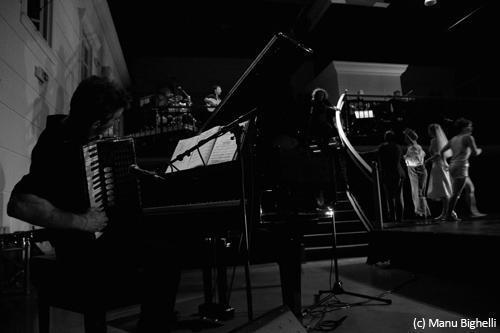 Le Bal Des Songe-Creux (Poum Tchack / Compagnie La Parenthèse) en concert