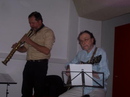 Serge Casero / Paul Pioli / Pierre Fénichel Trio (Festival Jazz Sur La Ville) en concert