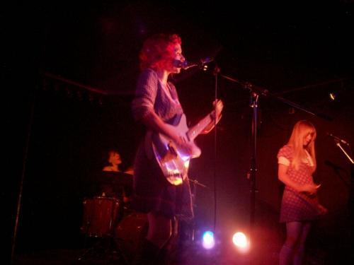 Agent Ribbons + Jawohl Mi Amor en concert