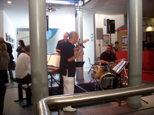 Sing Sing (Festival Jazz sur la Ville) en concert