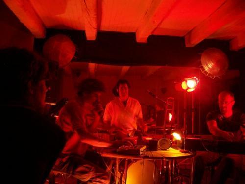 Trio d'en Bas (Festival Jazz Sur La Ville) en concert