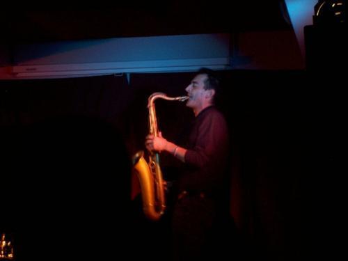 Francesco Bearzatti (Festival Jazz Dans Les Vignes) en concert