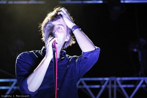 La Femme + Metronomy + Phoenix (Lives au Pont du Gard) en concert