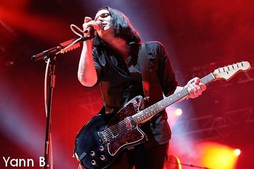Placebo + Dandy Warhols + LRM (Les Voix du Gaou 2014) en concert