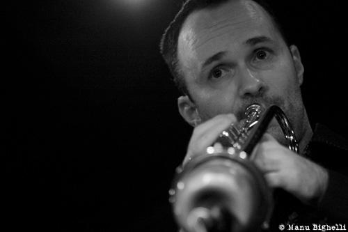 Nicolas Folmer Quartet Invite Bob Mintzer + Big Band de l'I.M.F.P. en concert