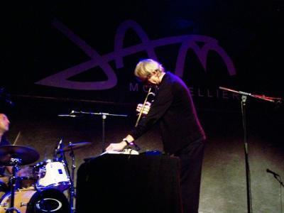 Erik Truffaz & Sly Johnson  en concert