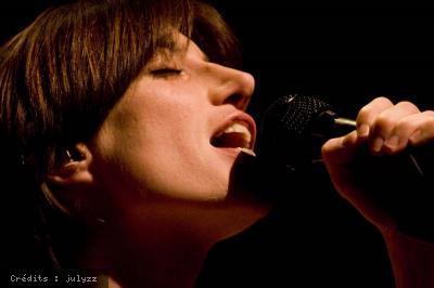 Maya Barsony + Anaïs en concert