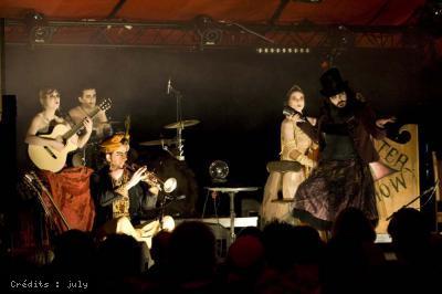 The Maxi Monster Music Show + Le Cirque des Mirages en concert