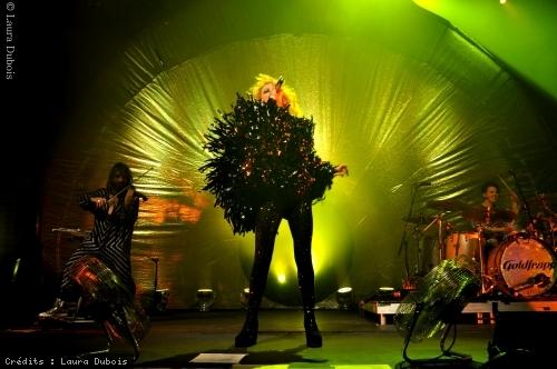 Goldfrapp + Wagner en concert