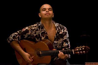 Marcel Powell Trio en concert
