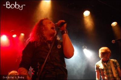 The Elderberries + Clan D + Toxic Kiss en concert