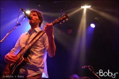 Piers Faccini  + Sammy Decoster en concert