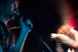 Crystal Stilts (Festival B-Side) en concert