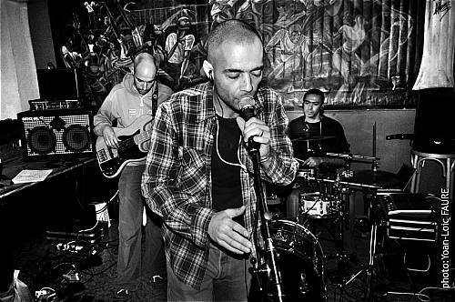 D'Aqui Dub en concert