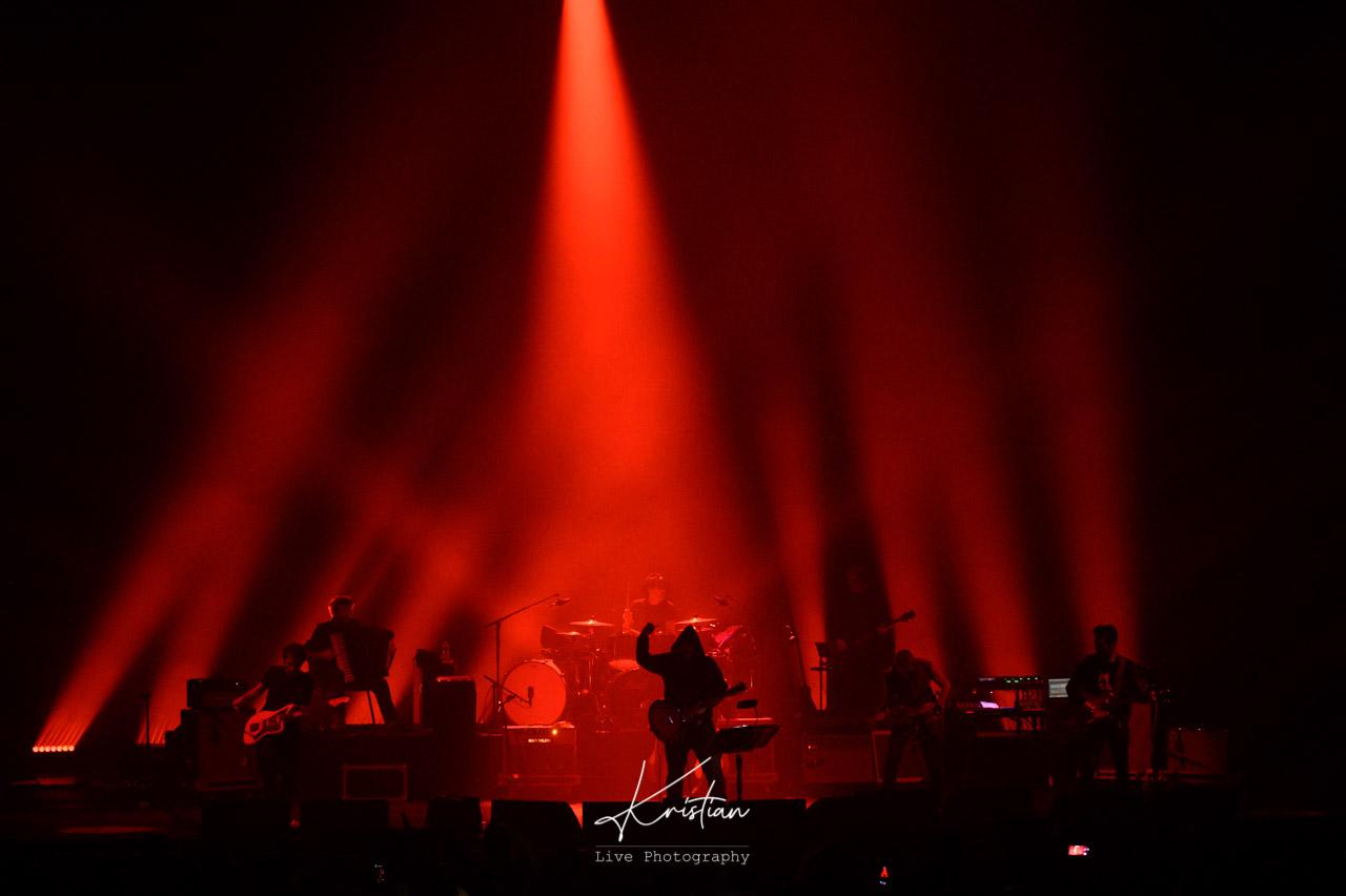 Damien Saez en concert