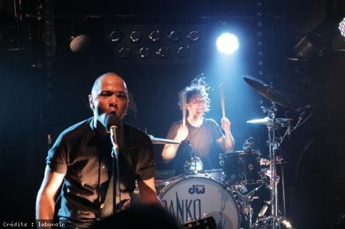 Danko Jones en concert