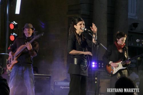 Dawta Jena en concert