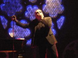 Daniel Darc en concert