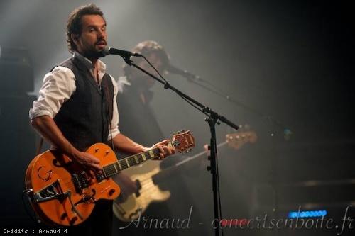 Gérald de Palmas + Arno Santamaria en concert
