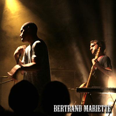 Dels + Fowatile en concert