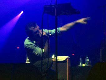 Deus (Marsatac 2005) en concert