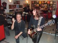 The Dirteez (+ Rock'n'Roll Adventure Kids) en concert